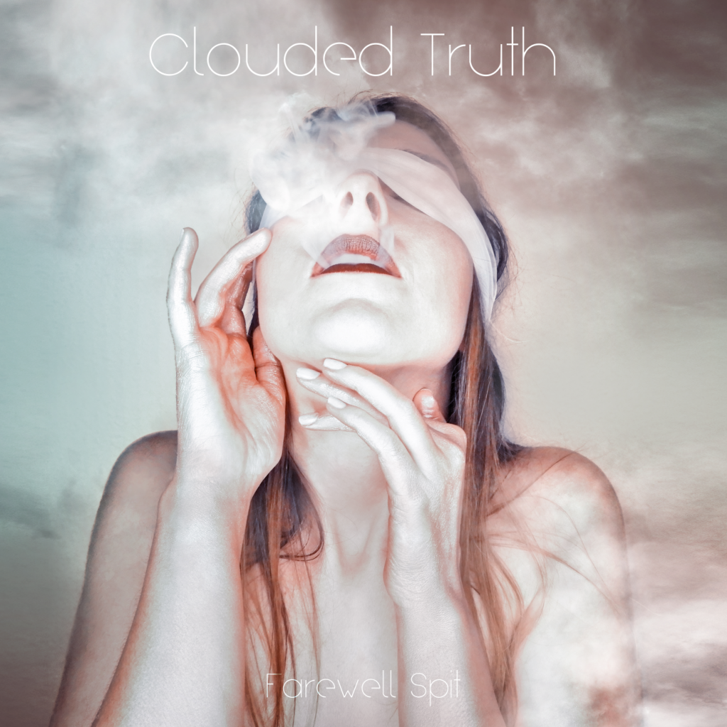 "Cover der EP ""Clouded Truth"""